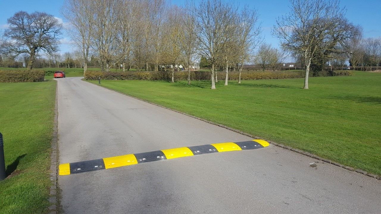 Speed Ramp 11 Metre Bundle Traffic Control