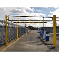 4 Metre Single Leaf Height Restriction Barrier