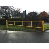 3 Metre  Single Leaf Access Gate