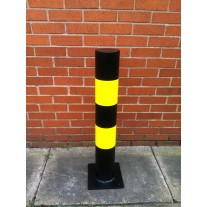 Hi-Vis Bollard Surface Mounted 139.7 X 900mm