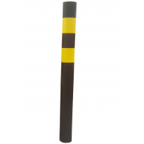 Hi-Vis Bollard Concrete In 139.7 X 1500mm