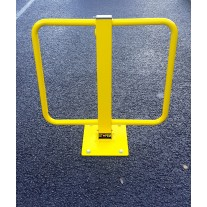 Heavy Duty Winged Integral Lock Parking Barrier