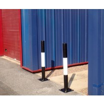 Fixed Surface Mounted Bollard