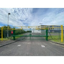 SB23H 11 Metre Double Leaf Height Barrier