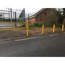 SB.29 Hi-Vis Heavy Duty Bollard 1500mm