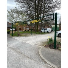 SB23 Double Leaf 7 Metre Height Restrictor