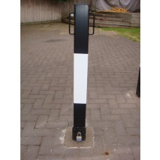 Square Removable Security Bollard
