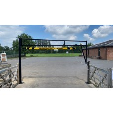 SB23H 3 Metre Height Barrier with Low Levely Locking