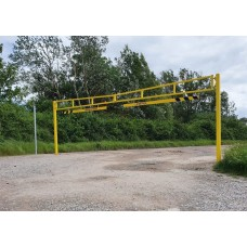 SB.23H 8 Metre Double Leaf Height Barrier