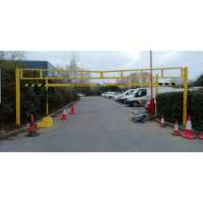 SB23H 7 Metre Opening Height Restriction Barrier