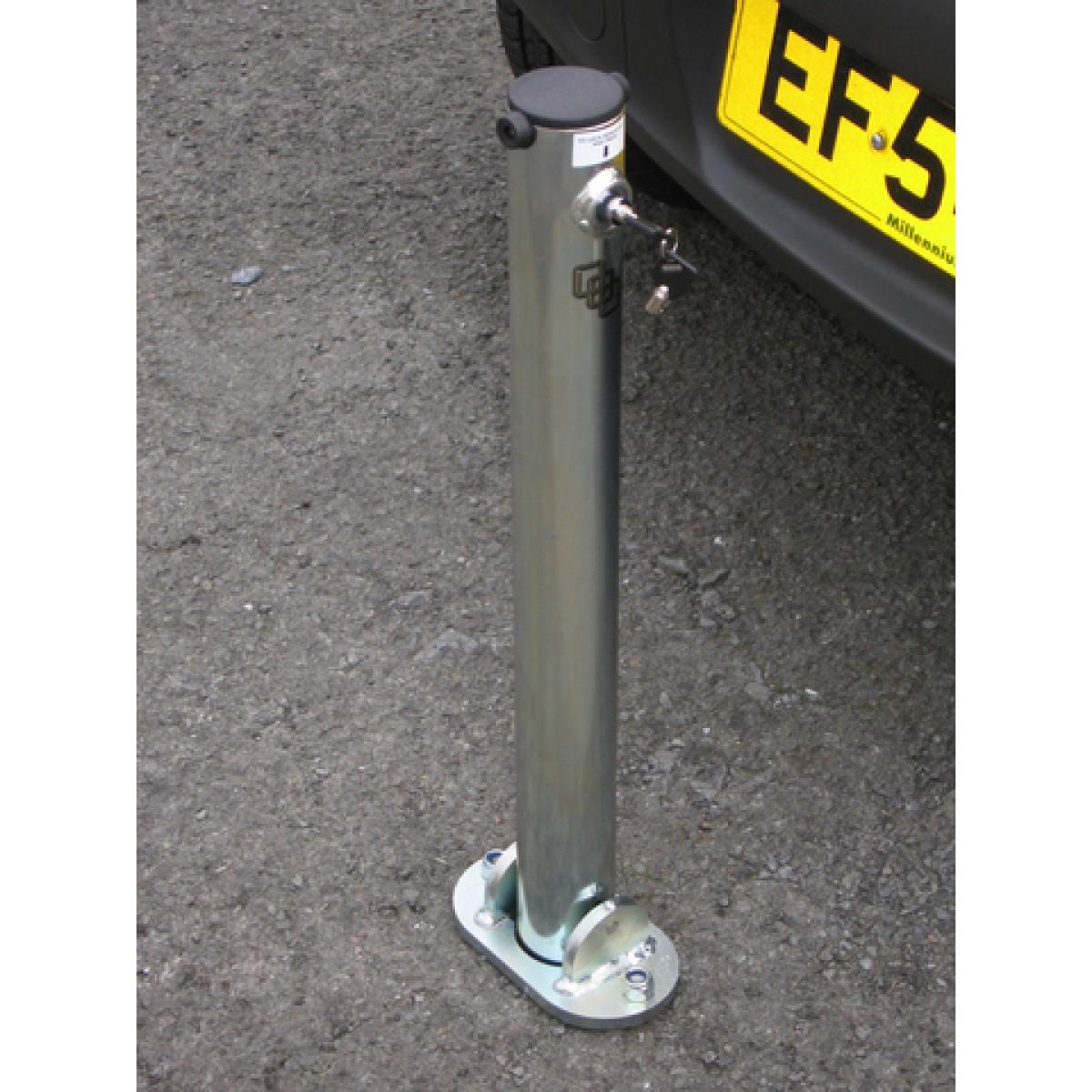 SB.11 Folding Parking Post
