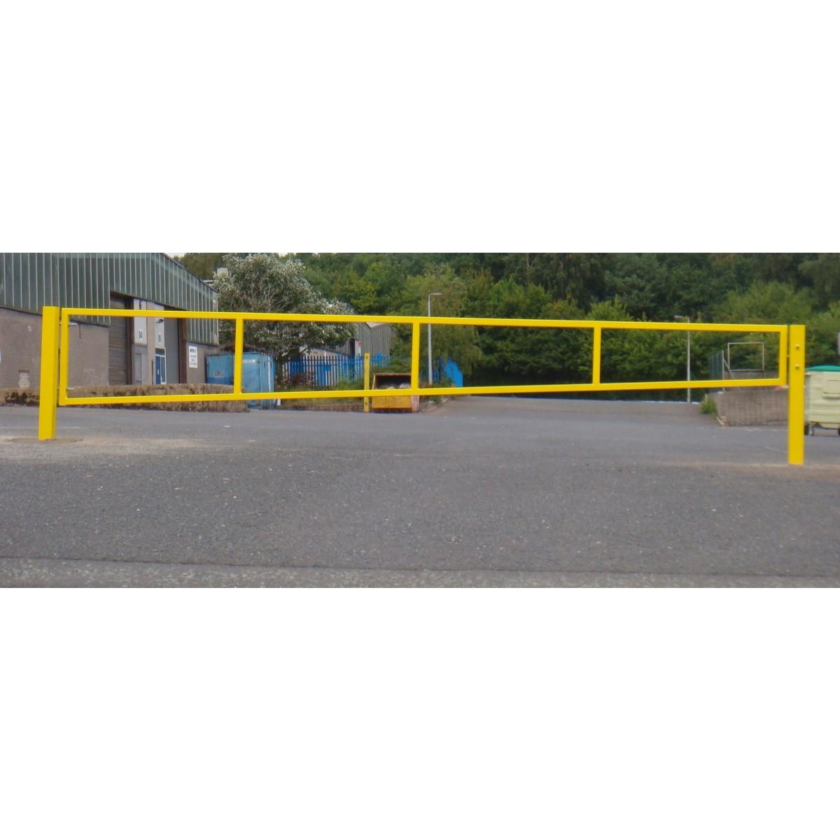 SB.18 Single Leaf Access Gate