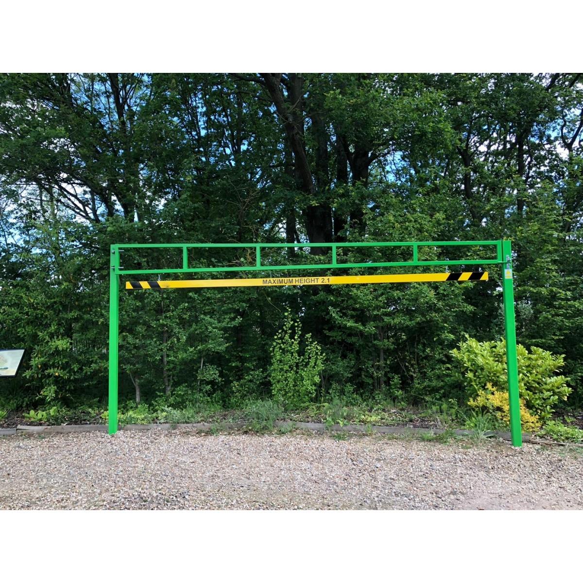 SB.23H 4.5M Singe Leaf Height Restriction Barrier