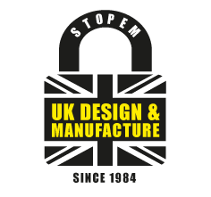 Stopem UK Design & Manufacture Since 1984